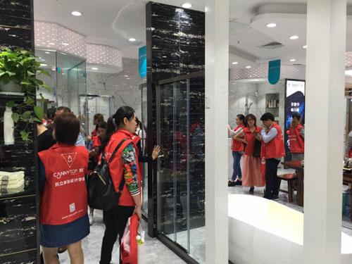 凯立淋浴房:铸造品牌发展新高度,靠点滴凝聚
