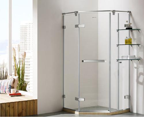 著名淋浴房品牌凯立精益求精于高品质淋浴房