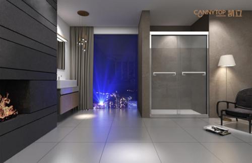 凯立十大淋浴房品牌 卫浴安全不断升级
